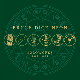 Soloworks (Box Set) Bruce Dickinson