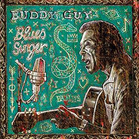 Blues Singer Buddy Guy