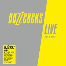 Live 1990 & 1992 Buzzcocks