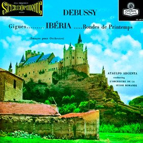 Images For Orchestra C. Debussy