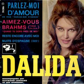 Parlez-moi D'amour Dalida