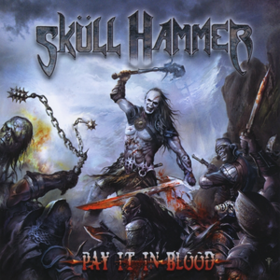 Pay It In Blood Skull Hammer