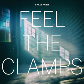 Feel The Clamps Spray Paint