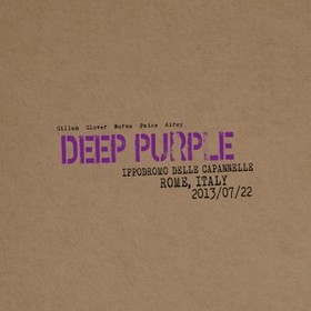 Live In Rome 2013 Deep Purple