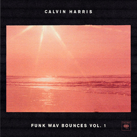 Funk Wav Bounces Vol. 1 Calvin Harris