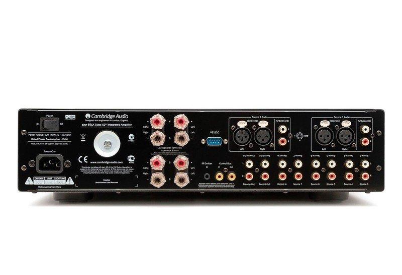Azur 851A Black