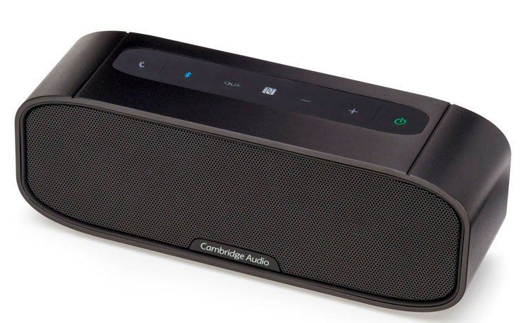 G2 Mini Portable Bluetooth Speaker Black