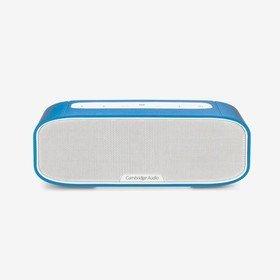 G2 Mini Portable Bluetooth Speaker Blue Cambridge Audio