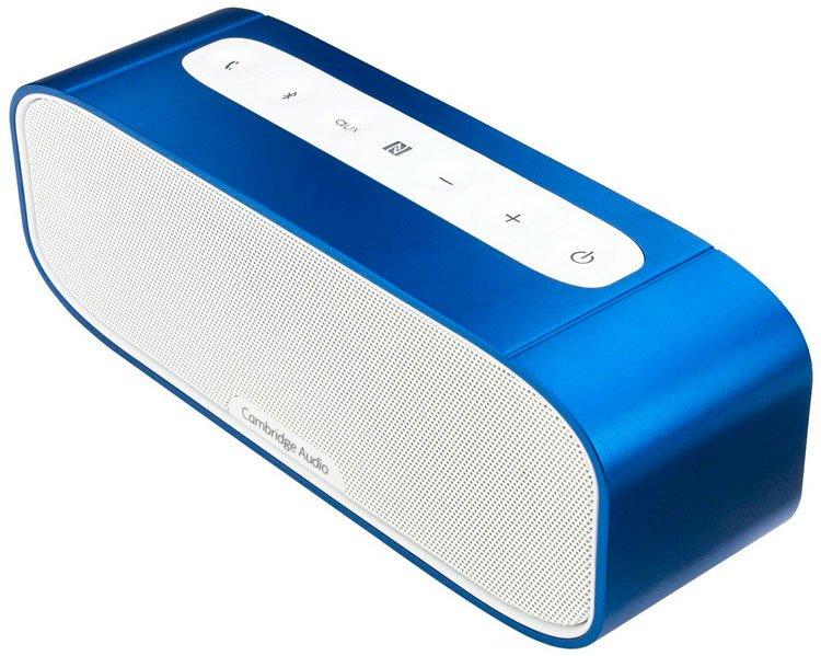 G2 Mini Portable Bluetooth Speaker Blue