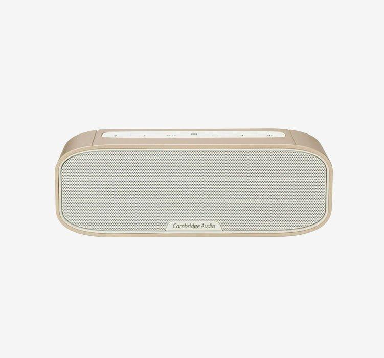 G2 Mini Portable Bluetooth Speaker Champagne