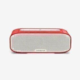 G2 Mini Portable Bluetooth Speaker Red Cambridge Audio
