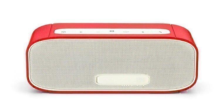 G2 Mini Portable Bluetooth Speaker Red