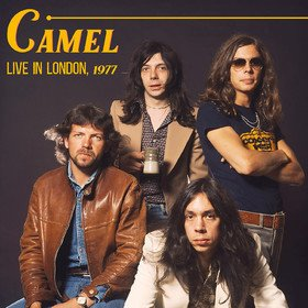 Live In London, 1977 Camel