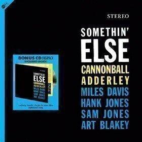 Somethin' Else Cannonball Adderley