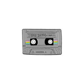 Sad Songs Tape Pin Vinyla Pins