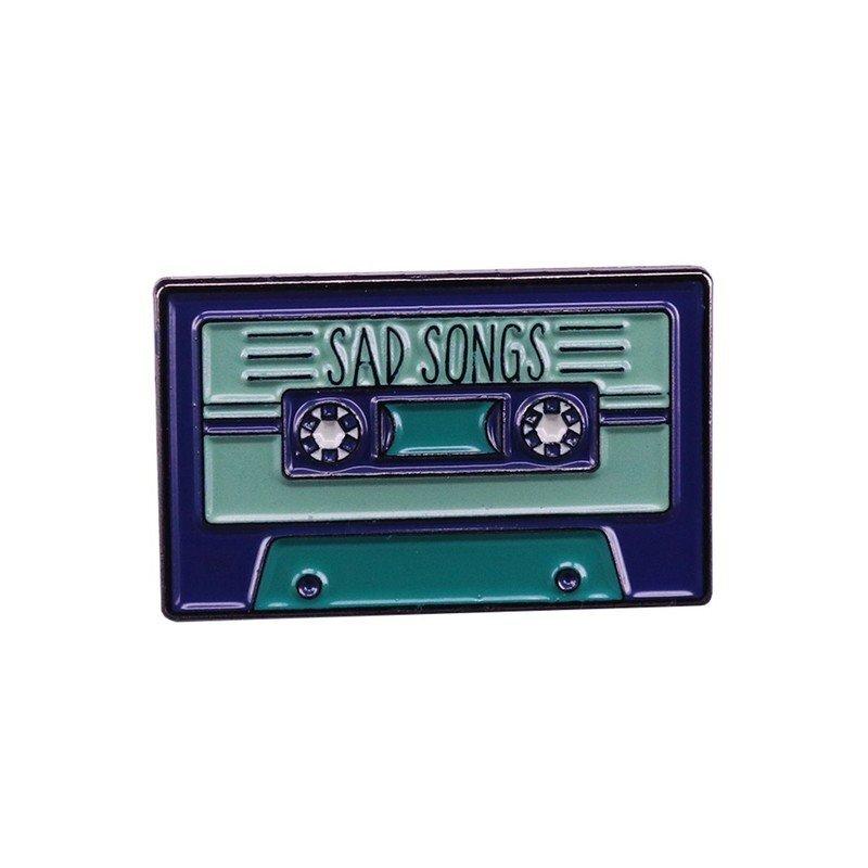 Cassette Sad Songs