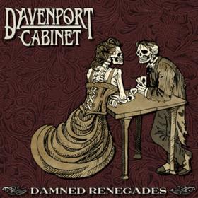 Damned Renegades Davenport Cabinet