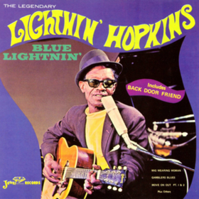 Blue Lightnin' Lightnin' Hopkins