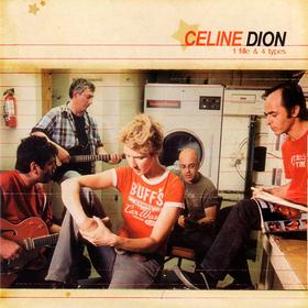 1 Fille & 4 Types Celine Dion