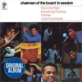 In Session Chairmen Of The Board