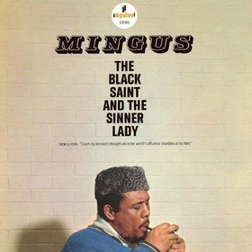 The Black Saint And The Sinner Lady Charles Mingus