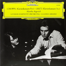 Concerto For Piano and Orchestra No.1/No.1 Chopin & Liszt