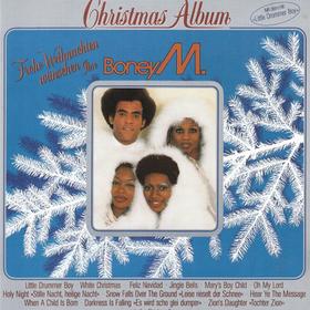 Christmas Album Boney M.