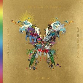Live In Buenos Aires/ Live In San Paulo/ A Head Full of Dreams Coldplay