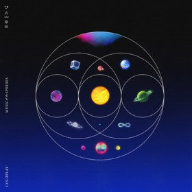 Music Of The Spheres Coldplay