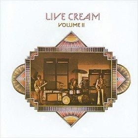 Live Cream Volume II Cream