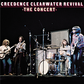 Concert Creedence Clearwater Revival