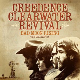 Bad Moon Rising Creedence Clearwater Revival