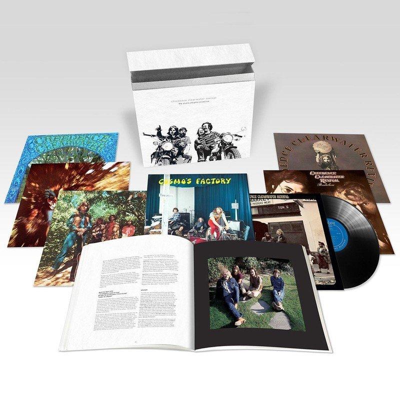 The Complete Studio Albums: Half Speed Masters (Deluxe Box Set)