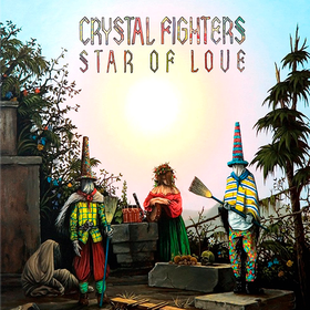Star Of Love Crystal Fighters