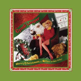 Merry Christmas... Have a Nice Life! (Limited Edition) Cyndi Lauper