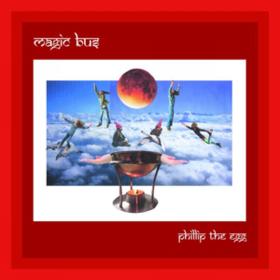 Phillip The Egg Magic Bus