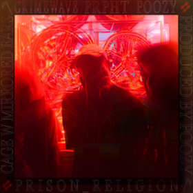 Cage With Mirrored Bars Prison Religion