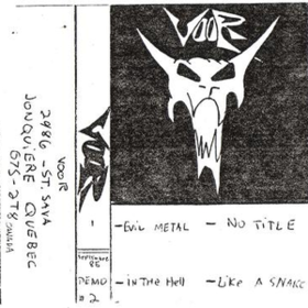 Evil Metal Voor