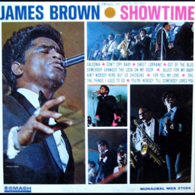 Showtime James Brown