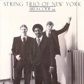 Area Code 212 String Trio Of New York