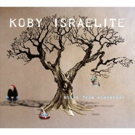 Blues From Elsewhere Koby Israelite