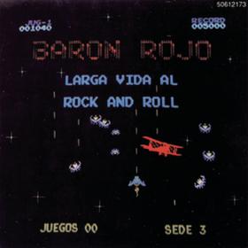Larga Vida Al Rock & Roll Baron Rojo