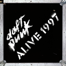 Alive 1997 Daft Punk
