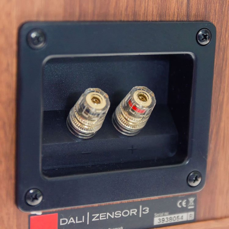 ZENSOR 3 Light Walnut