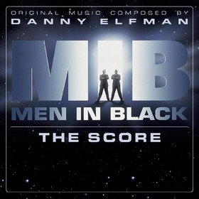 Men In Black - The Score (Limited Edition) Danny Elfman