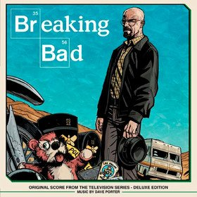 Breaking Bad - Original Score From The Television Series (Deluxe Edition) Dave Porter