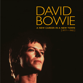 A New Career In A New Town (1977-1982) David Bowie
