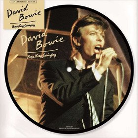Boys Keep Swinging (Picture Disc) David Bowie