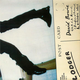 Lodger David Bowie
