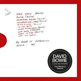 The Mercury Demos (Box Set) David Bowie